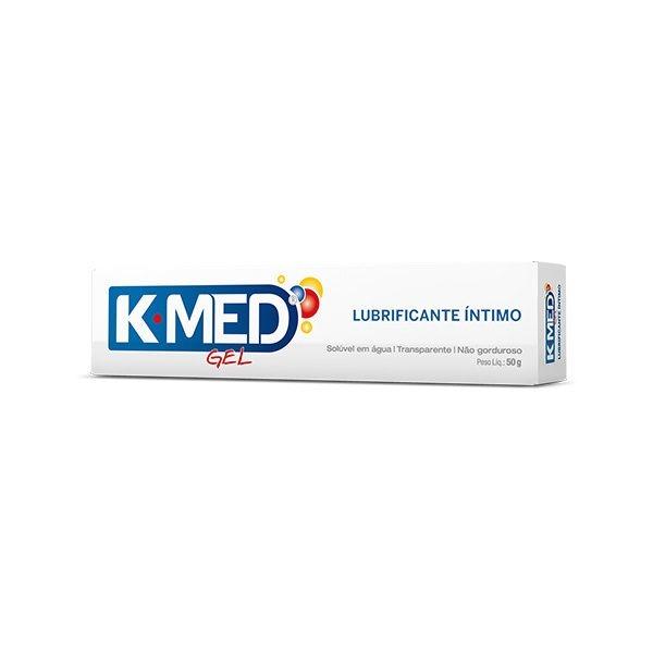 Lubrificante Intimo Bisnaga 50g K-Med