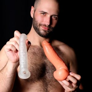 Perfect Fit Real Boy Dildo Kit