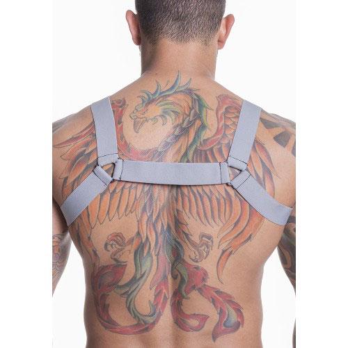 Harness Masculino Cinza