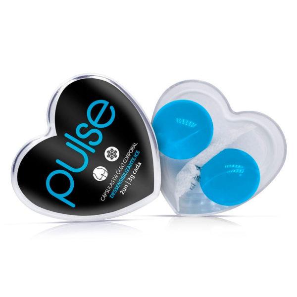 Bolinhas Dessensibilizante Pulse